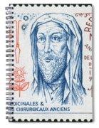 Avicenna (ibn-sina) Spiral Notebook