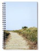 Beach Trail Spiral Notebook