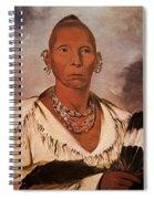 Black Hawk (1767-1838) Spiral Notebook