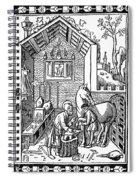 Blacksmith, C1250 Spiral Notebook