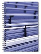 Bleachers Spiral Notebook