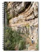 Blue Mountains Australia Spiral Notebook