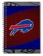 Buffalo Bills Spiral Notebook