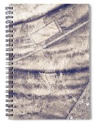 Canvas Spiral Notebook