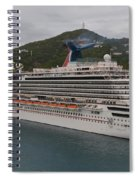 Carnival Dream Spiral Notebook