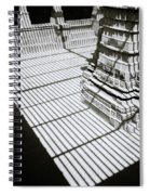 Purity Of Light Spiral Notebook