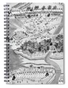 China Taiping Rebellion Spiral Notebook