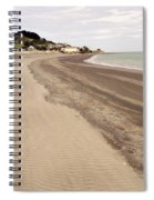 Coastline Spiral Notebook