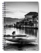 Combarro Pontevedra Galicia Spain Spiral Notebook