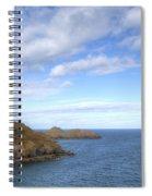 Cornwall - Rumps Point Spiral Notebook