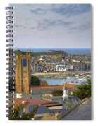 Cornwall - St Ives Spiral Notebook