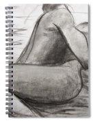 Deep Love Spiral Notebook