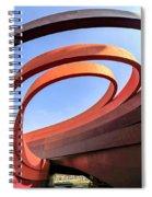 Design Museum Holon Spiral Notebook