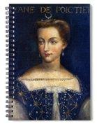 Diane De Poitiers (1499-1566) Spiral Notebook