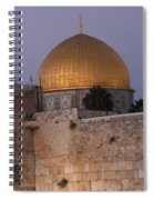 Dome Spiral Notebook