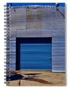 3 Doors Spiral Notebook