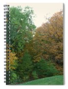 Early Autumn Spiral Notebook