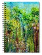 Edge Of Eden Spiral Notebook