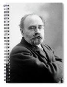 Emile Zola (1840-1902) Spiral Notebook