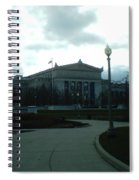 Field Museum Of Natural History Spiral Notebook
