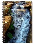 Finlay Park Waterfall 2 Spiral Notebook