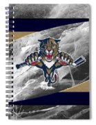 Florida Panthers Spiral Notebook