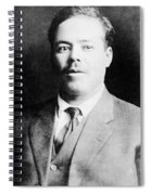 Francisco 'pancho' Villa (1878-1923) Spiral Notebook