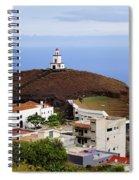 Frontera Region On Hierro Spiral Notebook