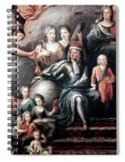 George I (1660-1727) Spiral Notebook