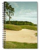 Grand National Golf Course - Opelika Alabama Spiral Notebook