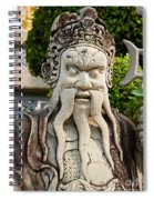 Grand Palace, Bangkok Spiral Notebook
