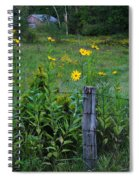 Green Acres Spiral Notebook