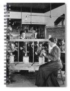 Hampton Institute, 1899 Spiral Notebook
