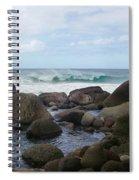 Hanakapi Ai Beach Spiral Notebook