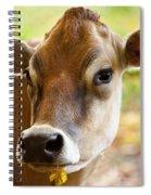 Happy Cow Spiral Notebook
