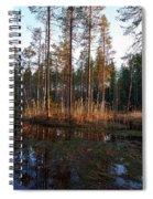 Haukkajarvi Spiral Notebook