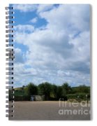 Heage Windmill Spiral Notebook