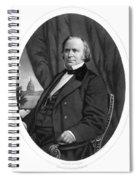 Henry Wilson (1812-1875) Spiral Notebook