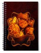 Holiday Citrus Bowl 2011 Spiral Notebook