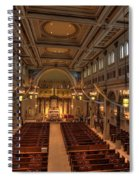 Holy Cross Catholic Church Spiral Notebook