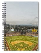 Home Of The Dodgers Spiral Notebook