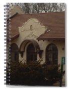 Homewood Station Spiral Notebook