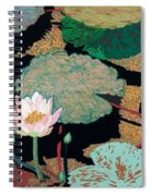 Hot And Humid Spiral Notebook