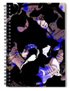 3 Hours Ahead Still Losing Time Spiral Notebook