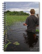 IImages From The Pantanal Spiral Notebook