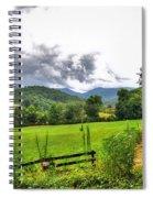 Iotla Valley Spiral Notebook