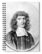Isaac Barrow (1630-1677) Spiral Notebook