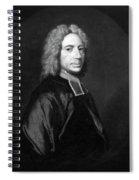 Isaac Watts (1674-1748) Spiral Notebook