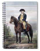 Israel Putnam (1718-1790) Spiral Notebook