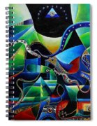 Joseph In Egypt Spiral Notebook